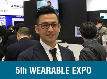 5th WEARABLE EXPO